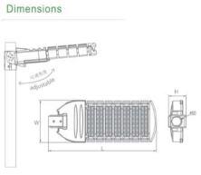 HL-ST-W Dimensioni