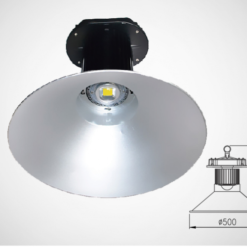 Cappelloni Led Serie HL-IS500 Leggera (30W-120W)