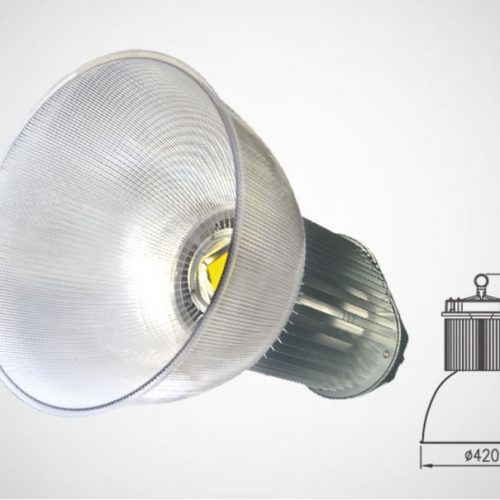 Cappelloni Led Serie HL-IS500 (120W - 200W)